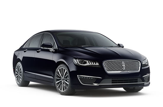 LINCOLN MKZ for airport shuttle services